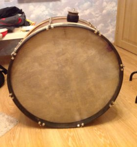 Маршевый барабан (бочка)
