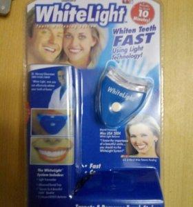 Отбеливатели для зубов