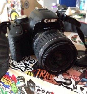 Canon 500 d + kit EFS18-55mm