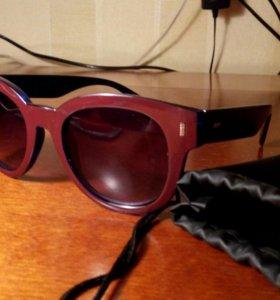 Очки солнцезащитные женские пр-во Черногория с чех