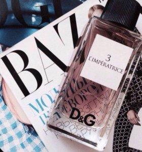 Духи Dolce & Gabbana 3 L'Imperatrice