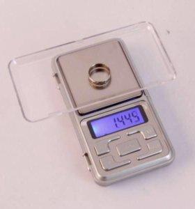 Весы электронные для ювелирных изделий