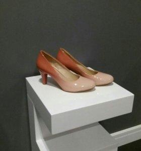 женские новые туфли INARIO, размер 36