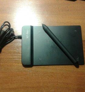 Графичексий планшет XP-Pen g 430