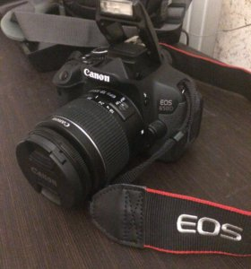 Canon EOS 650D 18-55 kit