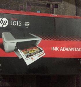 Принтер hp новый