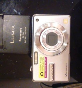 Цифровой фотоаппарат Panasonic DMC-F3 LUMIX