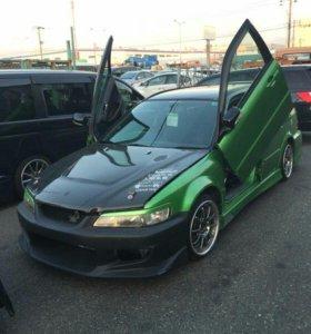Запчасти на автомобили хонда