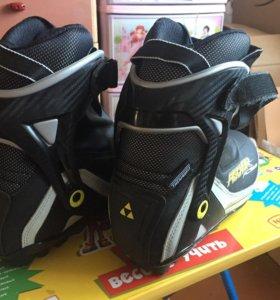 Ботинки лыжные Fischer RC5 Skate