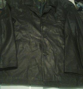 курточка пиджачного пакроякожа