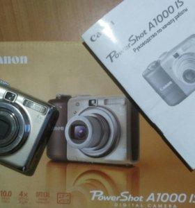 Фотоаппарат Canon а1000