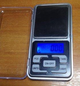 MH-100 весы карманные электронные