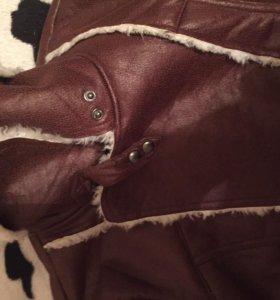 Куртка-дубленка срочно!торг