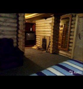 баня на дровах аренда