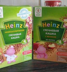 Кашки для первого прикорма ( Heinz)