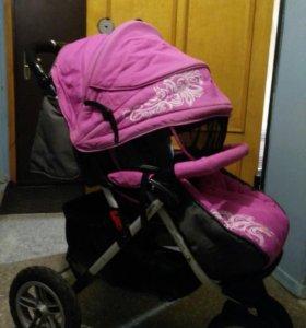 Детская коляска Capella S-901