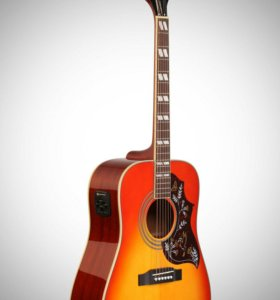 Электроакустическая гитара Epiphone Hummingbird