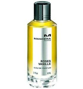 ROSES VANILLE MANCERA 120мл