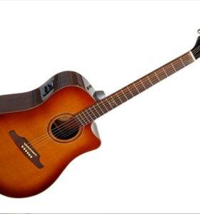 Электроакустическая гитара fender F-1020SCE