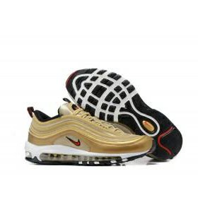 Кроссовки Nike Air Max 97 - жёлтые