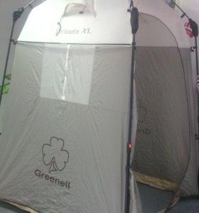 Тент-шатер с автоматическим каркасом