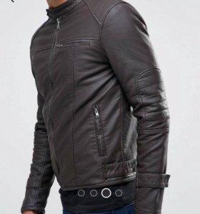 Куртка из искусственной кожи BARNEYS размер S
