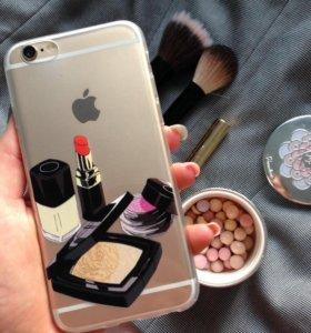 Чехол бампер айфон iPhone 5 6 6+ 7