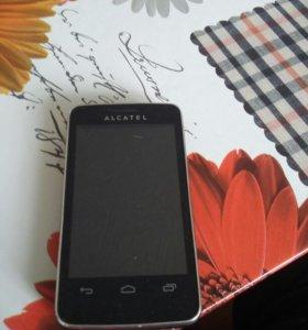 Телефон ALСATEL на запчасти