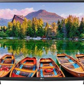 Совершенно новый телевизор lg