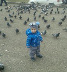 костюм на мальчика весна-осень