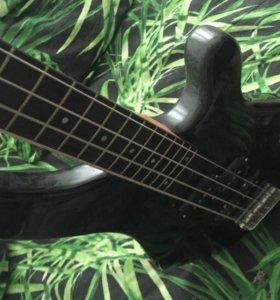 Бас-гитара Fernandes. Отличный звук за свою цену!
