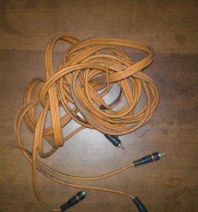 Провода для получения усилителя