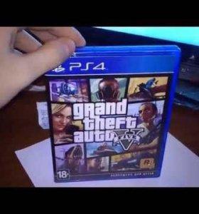 Гта 5 PS4