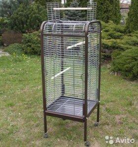 Клетка для крупных попугаев