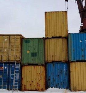 Контейнеры 5 т 20 40 футов импортные
