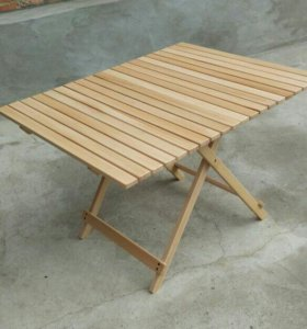 Коплект 4 стула и большой стол