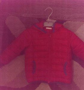 Куртка детская ( весна - осень )