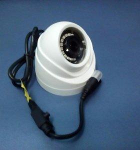 Видеокамеры купольные ночного видения