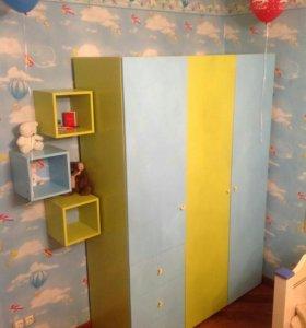 Детская мебель спальня