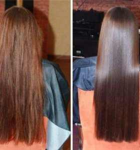 Ламинирование и ботокс для волос