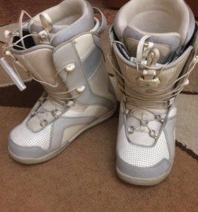 Сноубордические ботинки К2 размер 38