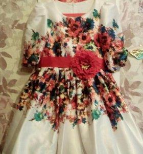 Праздничное платье)))🎈