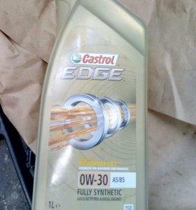 Castrol EDGE Titanium FST A5 0W-30 1л