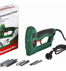 Степлер электрический Hammer HPE10