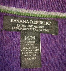 Свитер мужской banana republic