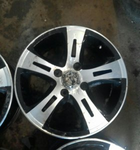 Комплект дисков r15 4х108