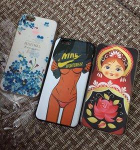 3 чехла iPhone 6
