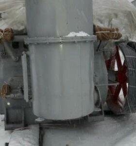 НВЗ-300 насос вакуумный золотниковый (агрегат)