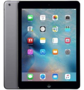 iPad Air 32 gb LTE space grey