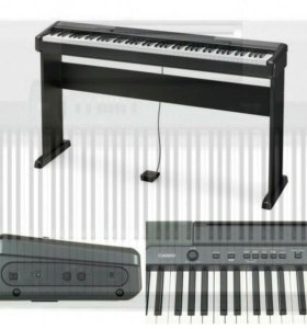 Электронная пианино Casio cop-100